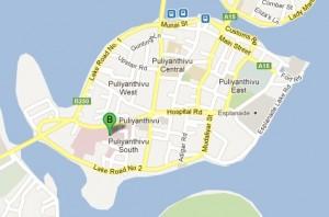 Welcome to Batticaloa - Batticaloa Teaching Hospital map