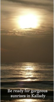 Welcome to Batticaloa - Be ready for gorgeous sunrises in Kallady