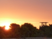Bird Viewing Tower at Sunset - Welcome to Batticaloa