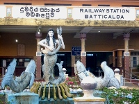 Batticaloa Railway Station - In Koddamunai - Welcome to Batticaloa