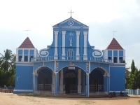St Mary's Cathedral - Historical Places - Welcome to Batticaloa