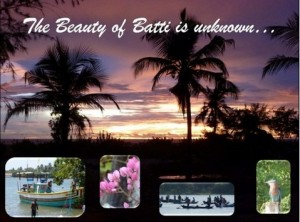 Welcome to Batticaloa - The Beauty of Batti is unknown