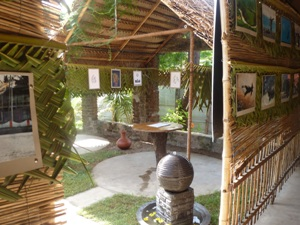 Exhibition in Cafe Chill 3 - Welcome to Batticaloa