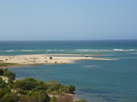 View from Batticaloa's lighthouse - Weclome to Batticaloa