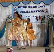 Burghers' Day Celebration