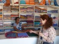 Handloom shop