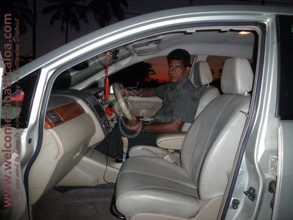 Amara Tours 05 - Sri Lanka - Chauffeur Guide Lecturer