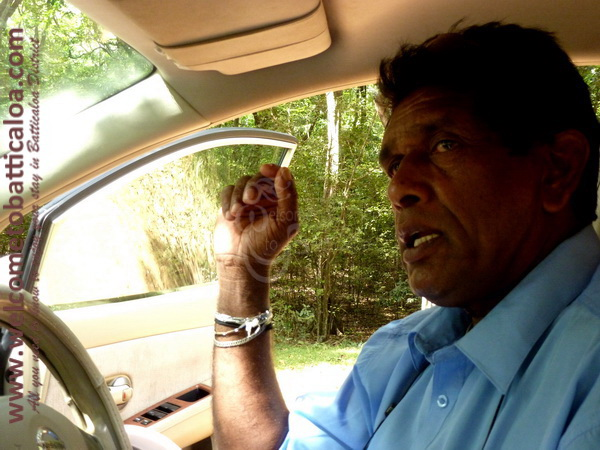 Amara Tours 09 - Sri Lanka - Chauffeur Guide Lecturer