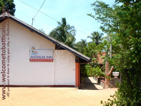Avonlea Inn 01 - Kallady Guesthouse - Welcome To Batticaloa