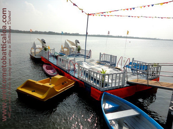 Batti Lagoon Park - Welcome to Batticaloa - 10