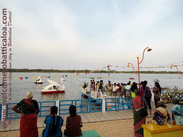 Batti Lagoon Park - Welcome to Batticaloa - 11