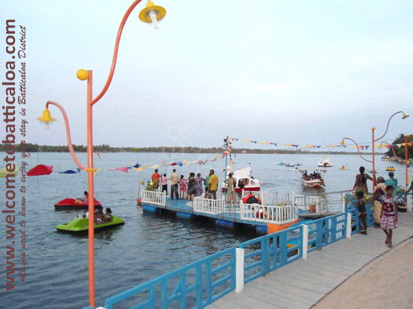 Batti Lagoon Park - Welcome to Batticaloa - 12