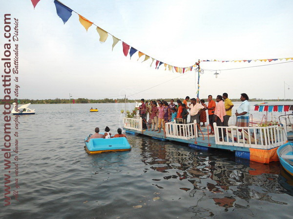 Batti Lagoon Park - Welcome to Batticaloa - 13