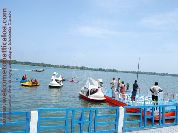 Batti Lagoon Park - Welcome to Batticaloa - 14