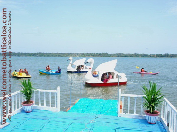 Batti Lagoon Park - Welcome to Batticaloa - 15