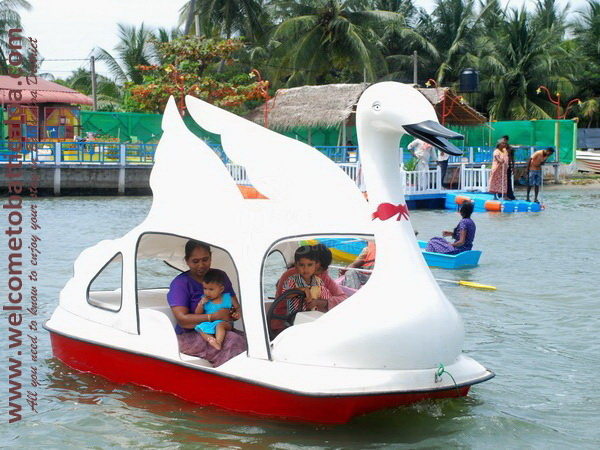 Batti Lagoon Park - Welcome to Batticaloa - 22