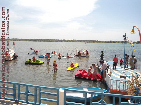 Batti Lagoon Park - Welcome to Batticaloa - 31