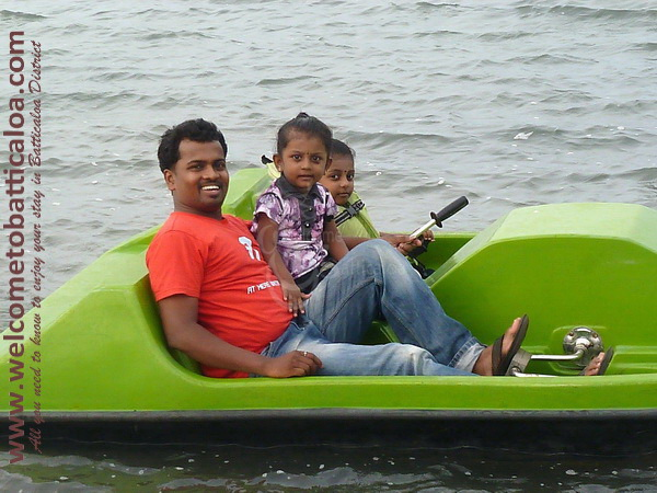 Batti Lagoon Park - Welcome to Batticaloa - 32