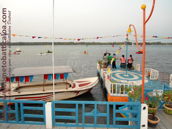 Batti Lagoon Park - Welcome to Batticaloa - 34