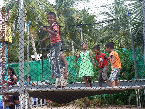 Batti Lagoon Park - Welcome to Batticaloa - 48