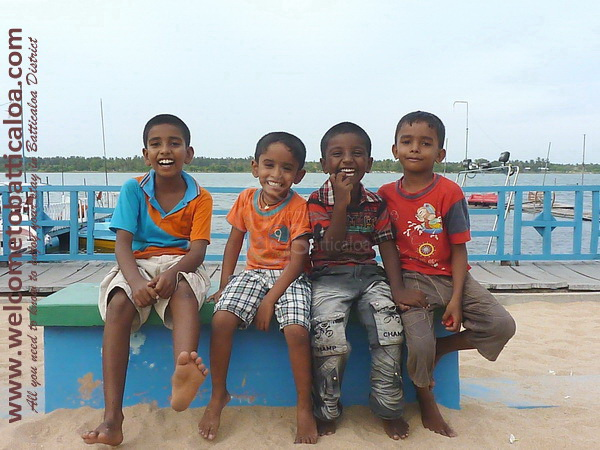 Batti Lagoon Park - Welcome to Batticaloa - 57