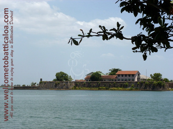Batticaloa Dutch Fort 01 - Visits & Activities - Welcome to Batticaloa