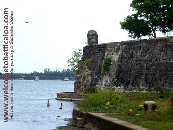 Batticaloa Dutch Fort 08 - Visits & Activities - Welcome to Batticaloa