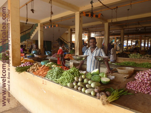 Batticaloa Market 02 - Visits & Activities - Welcome to Batticaloa