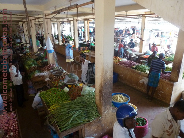 Batticaloa Market 14 - Visits & Activities - Welcome to Batticaloa