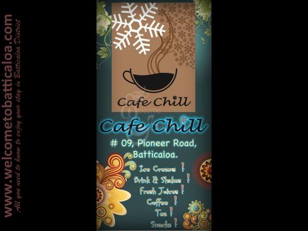 Cafe Chill 01 - Batticaloa Cafe - Welcome to Batticaloa