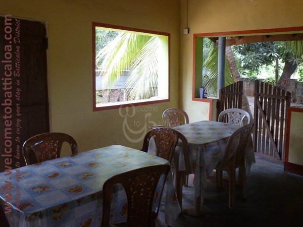 Chinna Cottage 08 - Kallady Guesthouse - Welcome to Batticaloa