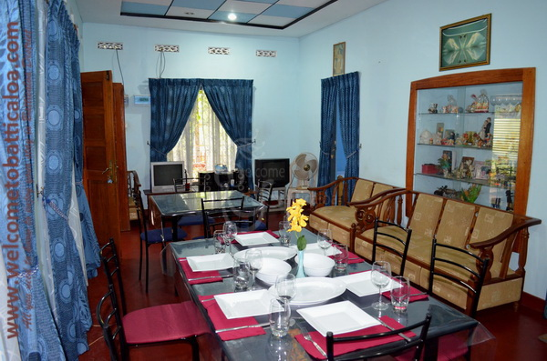 Hamsaam Villa 08 - Kallady Guesthouse - Welcome to Batticaloa