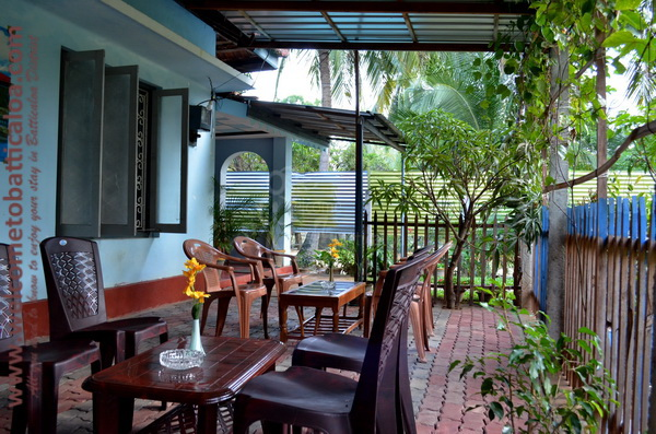 Hamsaam Villa 18 - Kallady Guesthouse - Welcome to Batticaloa