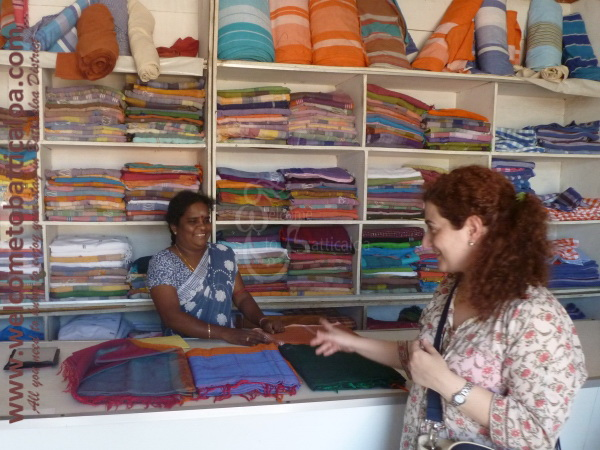 Handloom Shop (Department of Industries) 11 - Visits & Activities - Welcome to Batticaloa