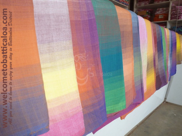 Handloom Shop (Department of Industries) 12 - Visits & Activities - Welcome to Batticaloa