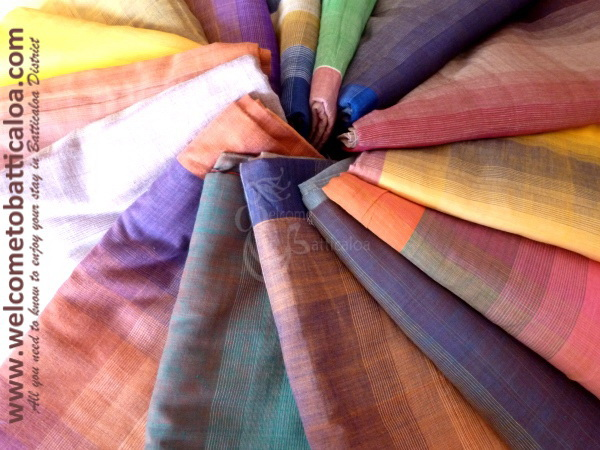 Handloom Shop (Department of Industries) 13 - Visits & Activities - Welcome to Batticaloa