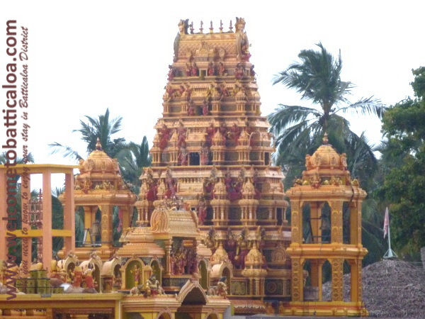 Hindu Temples 03 - Visits & Activities - Welcome to Batticaloa