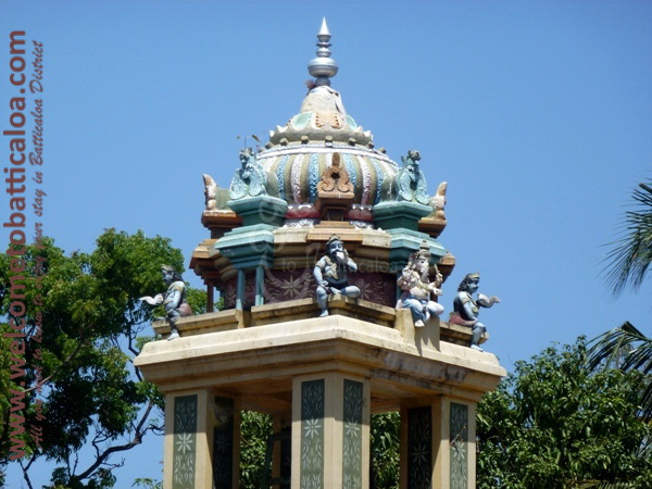 Hindu Temples 14 - Visits & Activities - Welcome to Batticaloa