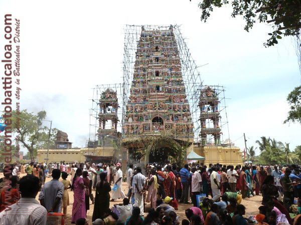 Hindu Temples 25 - Visits & Activities - Welcome to Batticaloa