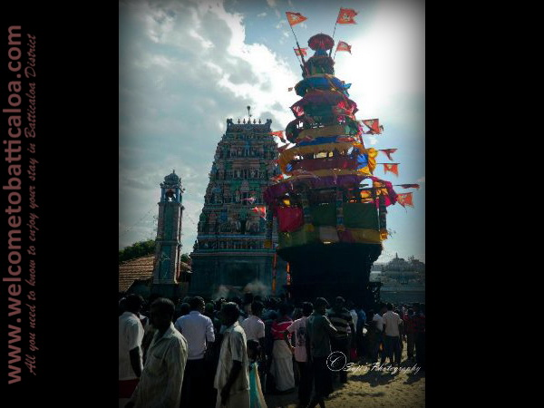 Hindu Temples 52 - Visits & Activities - Welcome to Batticaloa