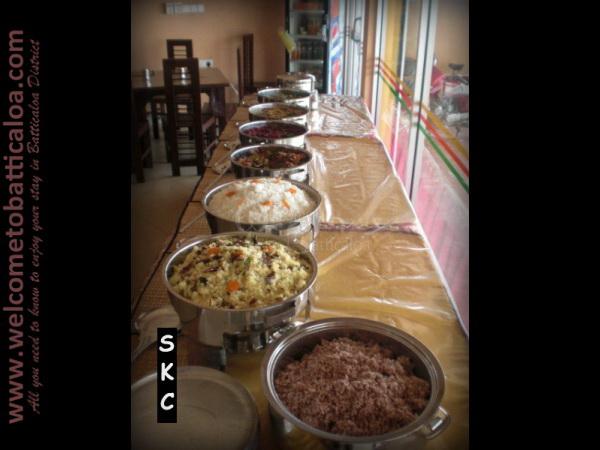 Sri Kishna Cafe 07 - Batticaloa Restaurant - Welcome to Batticaloa