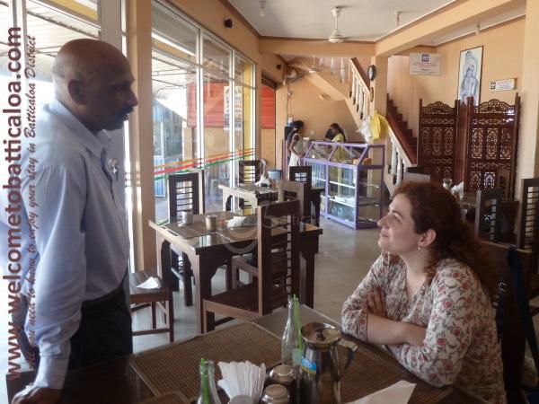 Sri Kishna Cafe 15 - Batticaloa Restaurant - Welcome to Batticaloa
