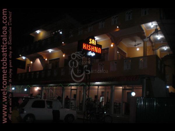 Sri Kishna Cafe 17 - Batticaloa Restaurant - Welcome to Batticaloa