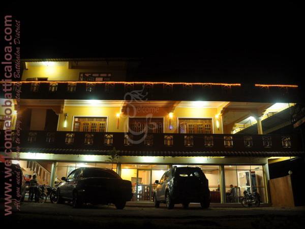 Sri Kishna Cafe 19 - Batticaloa Restaurant - Welcome to Batticaloa