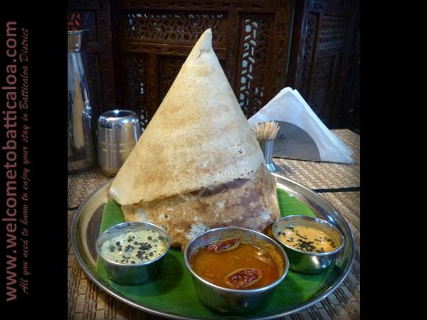 Sri Kishna Cafe 24 - Batticaloa Restaurant - Welcome to Batticaloa