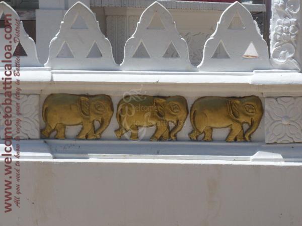 Sri Mangalarama Buddhist Temple 02 - Welcome to Batticaloa