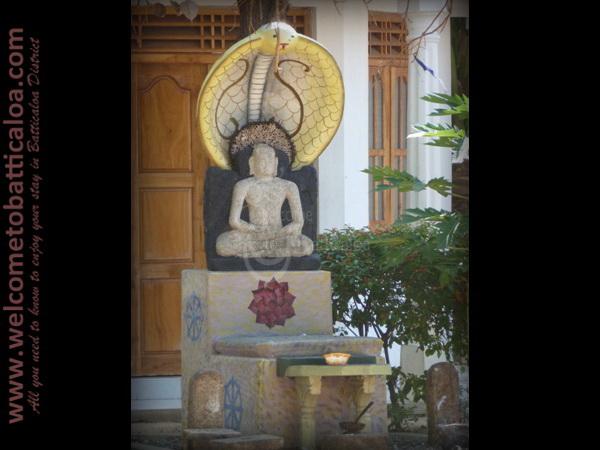 Sri Mangalarama Buddhist Temple 06 - Welcome to Batticaloa