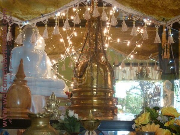 Sri Mangalarama Buddhist Temple 08 - Welcome to Batticaloa