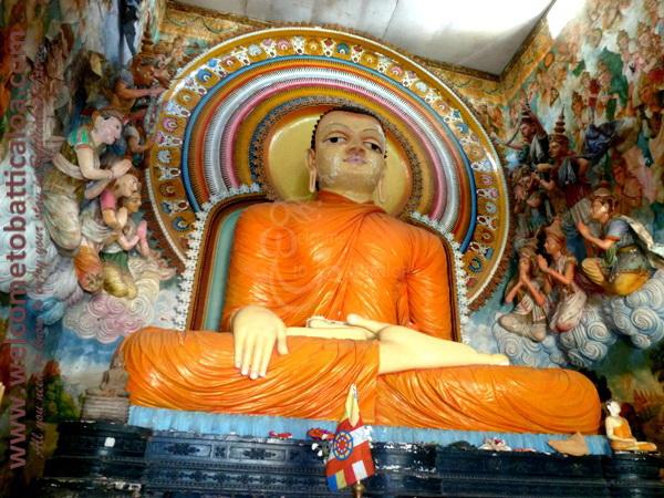 Sri Mangalarama Buddhist Temple 09 - Welcome to Batticaloa
