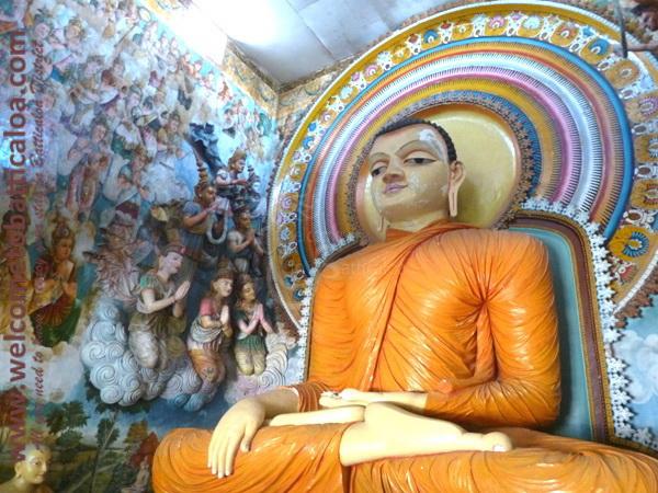 Sri Mangalarama Buddhist Temple 11 - Welcome to Batticaloa